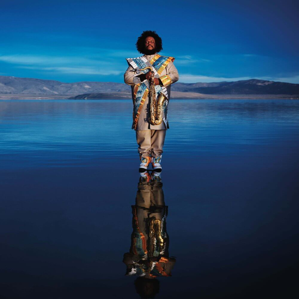 """Heaven & Earth"". Kamasi Washington kamasi washington jazz"