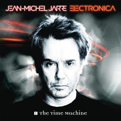 Electronica. The Time Machine (Jean Michel Jarre) electronica auxmagazine
