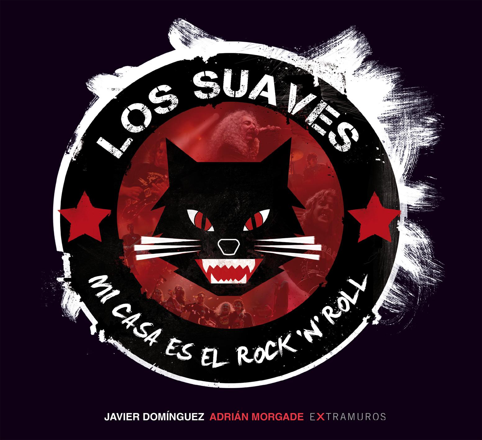 """""""Mi Casa es el Rock and Roll"""". La historia de Los Suaves rock auxmagazine"""