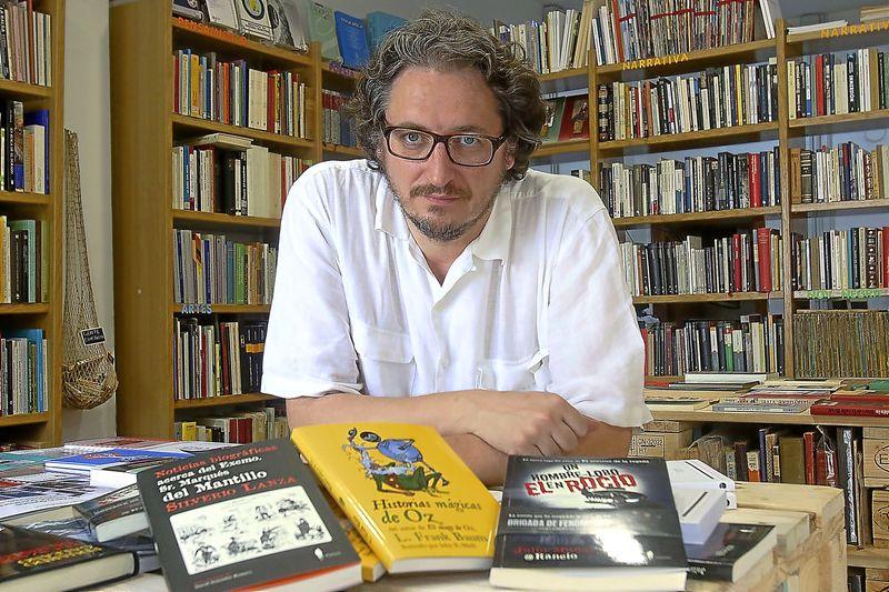 Editorial El Paseo. Creando un itinerario literario. literatura