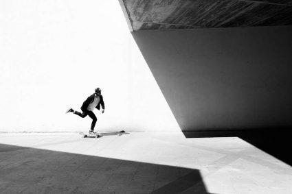 Ángel de la Iglesia. La imagen como herramienta skate
