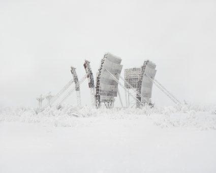 """""""Zona restringida"""": Las huellas tecnológicas del fracaso de una utopía."""