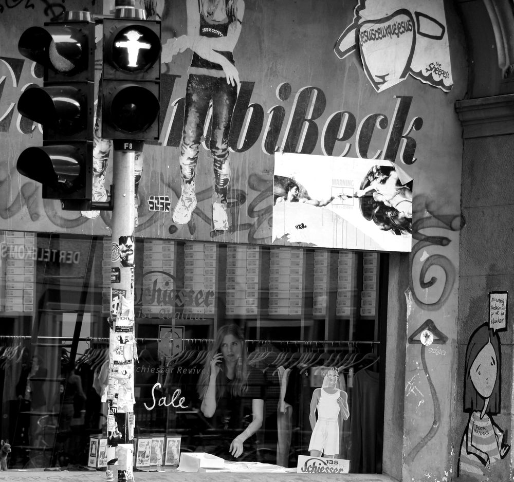 Ost Berlin street photography berlin