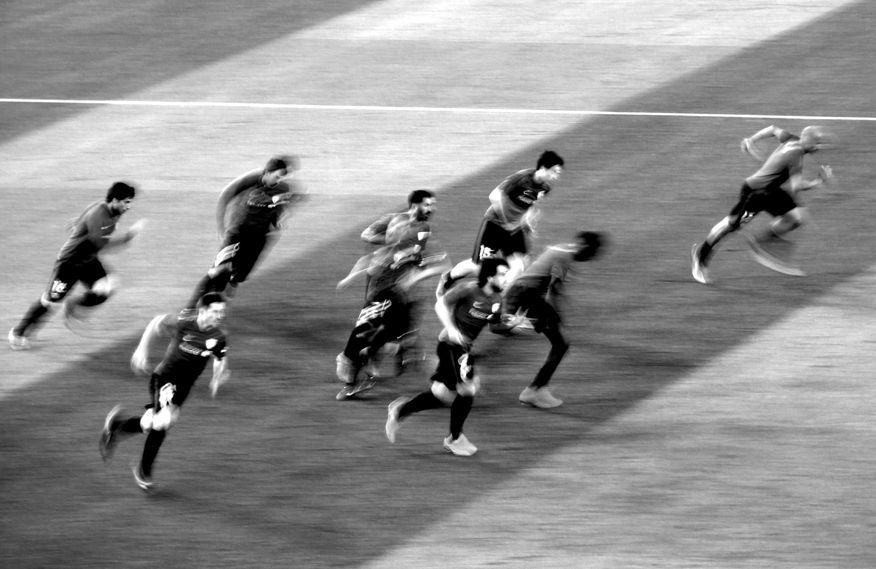 Training bilbao athletic club de bilbao