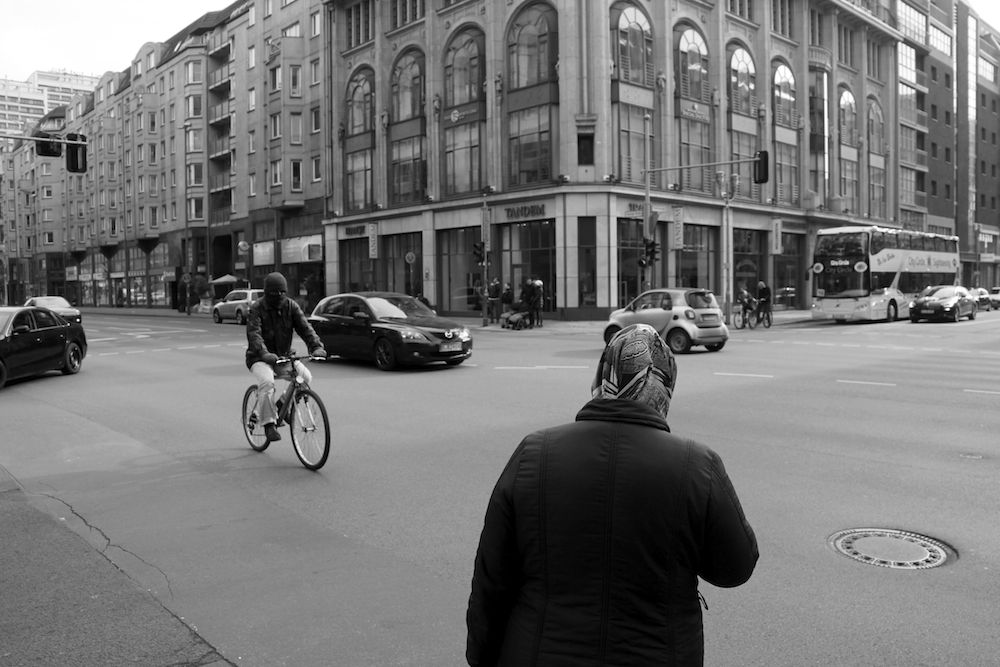 Friedrichstraße street photography berlin