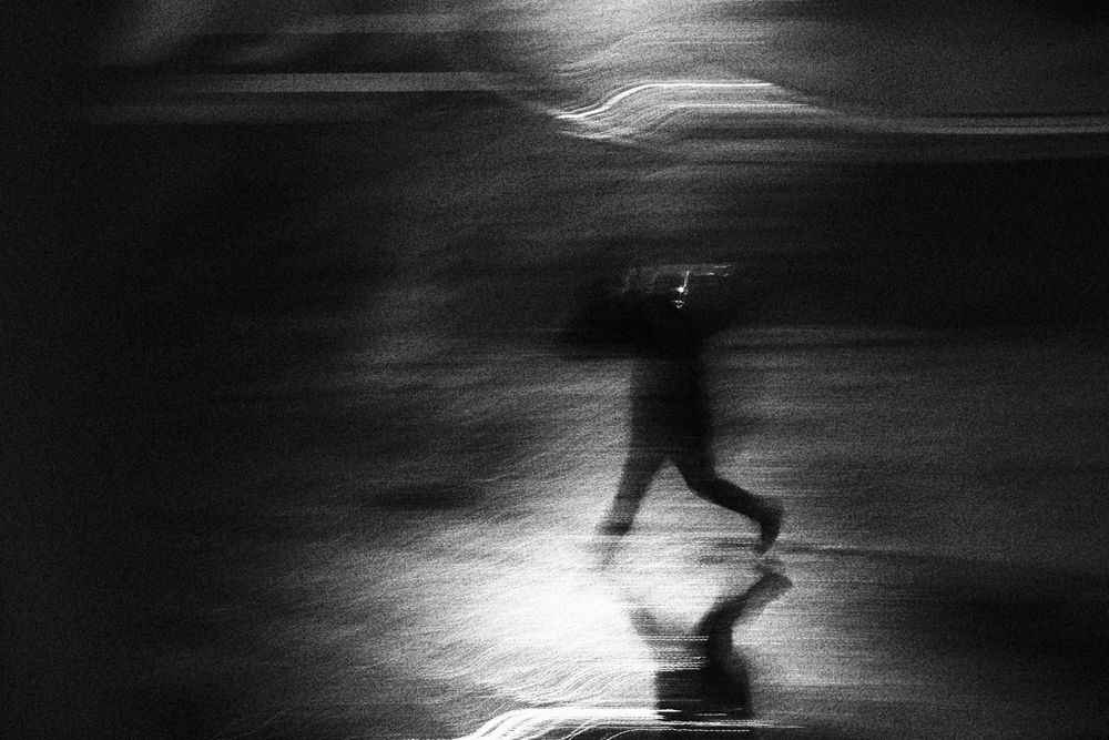Sirimiri street photography bilbao