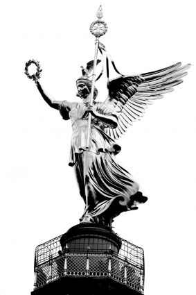 La Columna de la Victoria, Berlin berlin