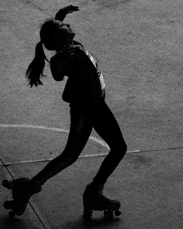 Skating queen