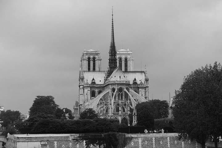 Notre Dame, Paris Sep'08