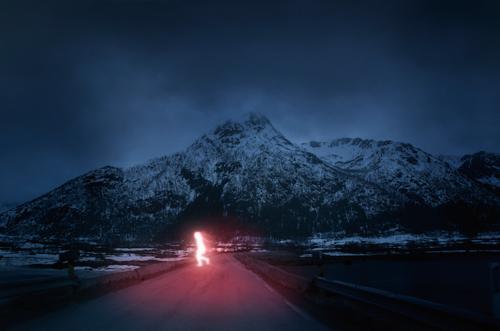 Bjørg-Elise Tuppen: El frío ártico en imágenes