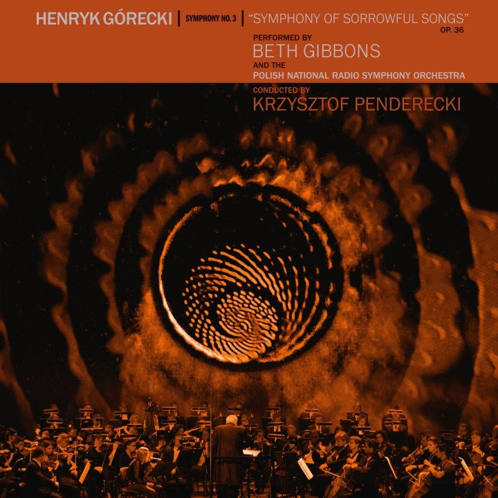 Henryk Górecki: Symphony No. 3 (Symphony Of Sorrowful Songs)