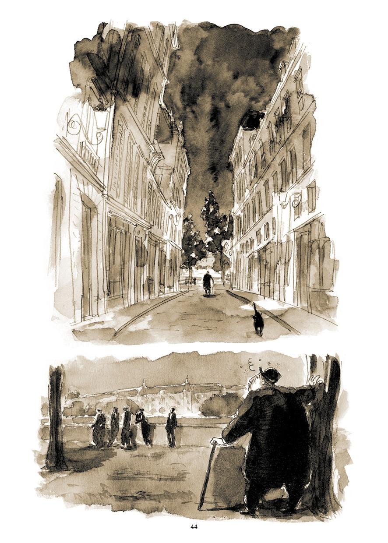 La divina comedia de Oscar Wilde. Sus últimos días en París