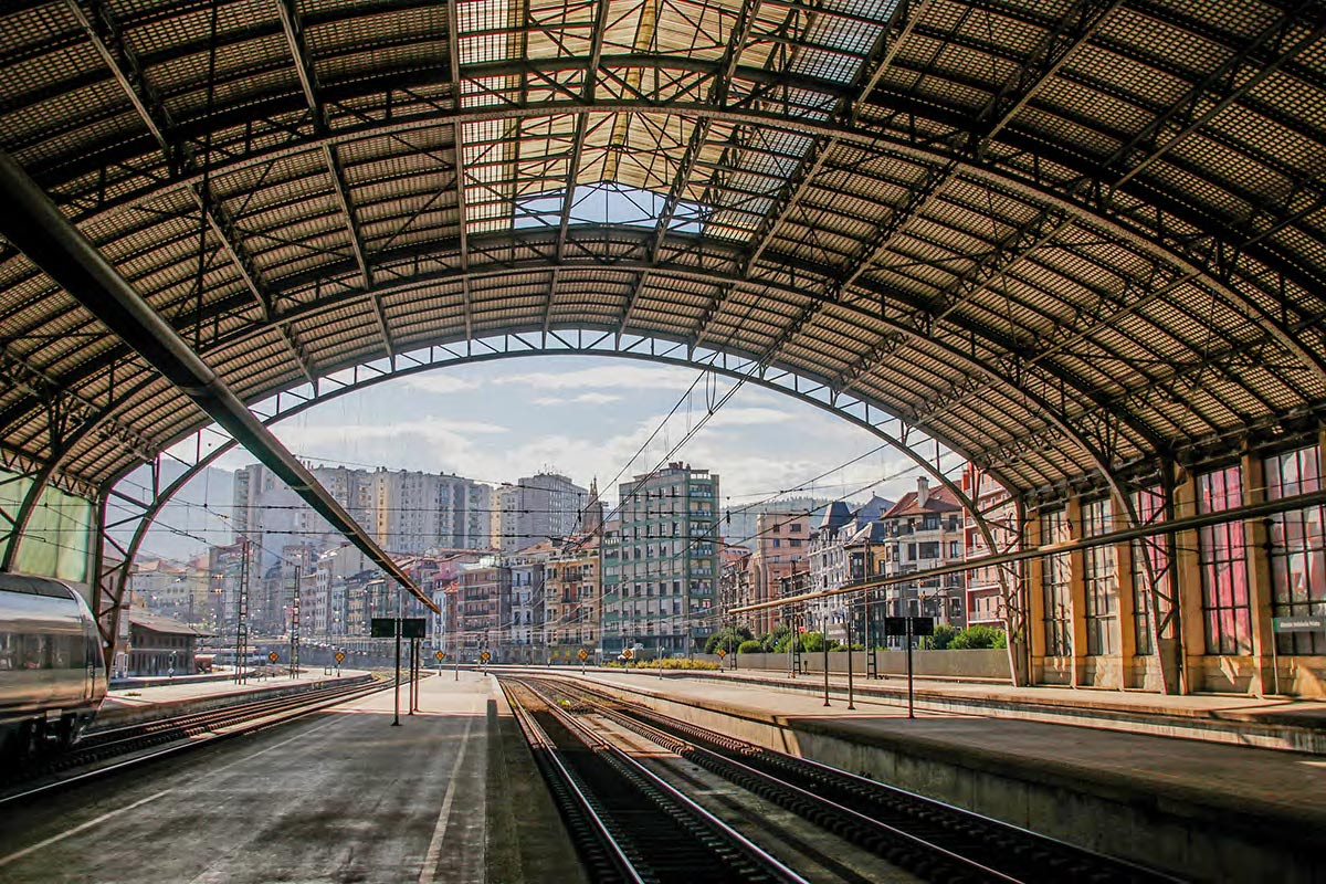Próxima parada: Estación Abando Indalecio Prieto