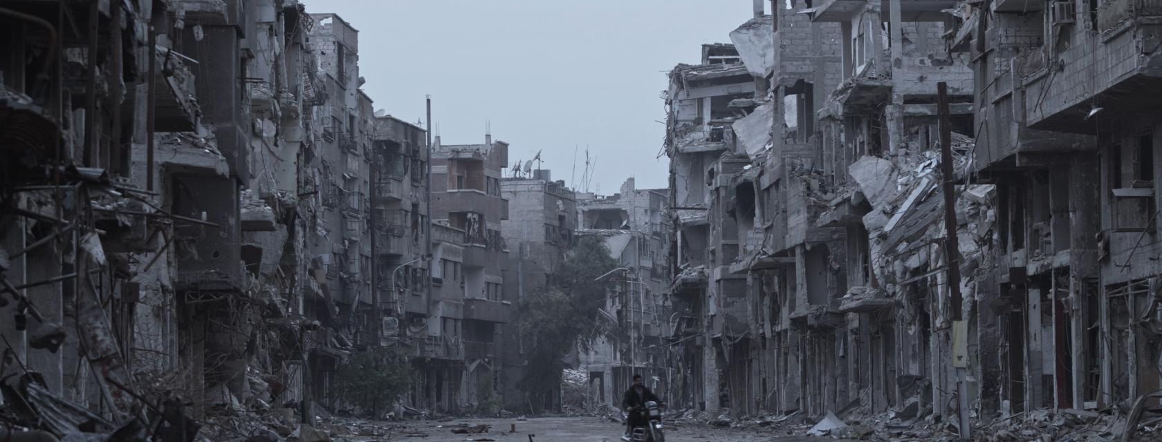 """""""Damasco: El Silencio de la Guerra"""". Ahora que las armas callan"""