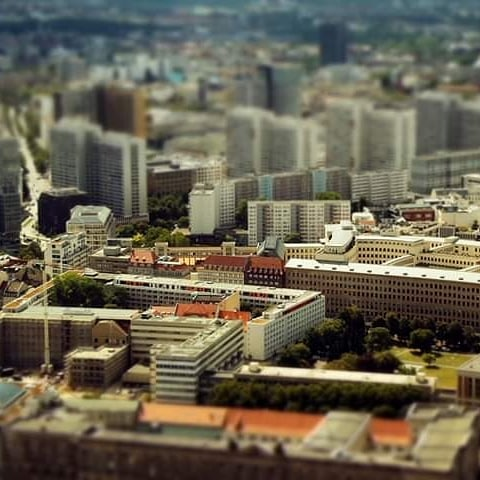 Tiltshift Berlin