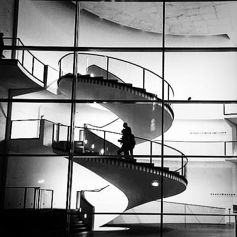 Schneke Treppe